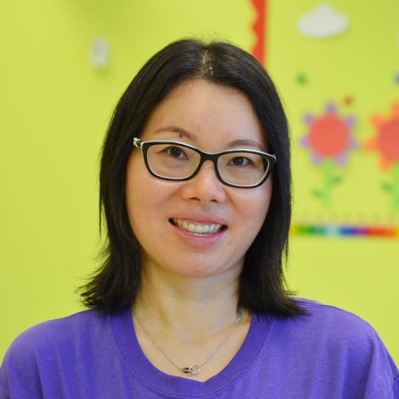 Headshot Judy Zhu